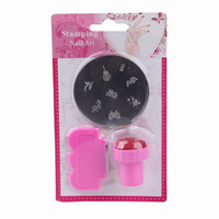 Cheap New Fashion Nail Art Printing Three-piece Set Nail Art Stamping Nail Art Kits ZVQ*10