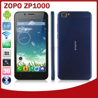 """Cheap Wholesale - Original 5"""" MTK6592 Octa Core ZOPO ZP1000 Mobile Phone 1GB RAM 16GB ROM IPS Screen 5MP+14MP Android 4.2 GSM WCDMA--free shipping"""