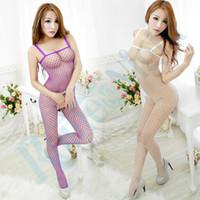 sexloves - Explosive Sex Fishnet Body Stocking Female Sexy Lingerie Costumes Erotic Body Suit