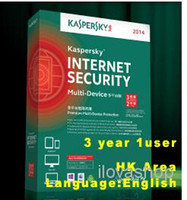 Cheap Wholesale - for Kaspersky Internet Security 2014 English Activation Key Kis Code 3 year 1pc hotselling Cheaper