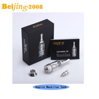 100% Original Aspire Nautilus adjustable airflow BDC Atomize...