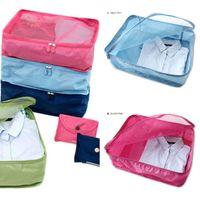 Wholesale Travel Waterproof Shoes Bag Multi purpose Tote Storage Organizer Packing Cube DH04