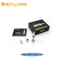 100% Original Aspire Mini Nautilus Atomizer stainless steel ...