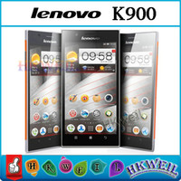 Cheap WCDMA Lenovo phone Best Dual Core Android lenovo k900 cell phone