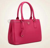 luxury leather handbags - Hot Cheap Leather Designer Handbags Fashion Woman Handbag Fashion Vintage Tassel Bag Luxury Womens Tote Shoulder Hand Bag WB18