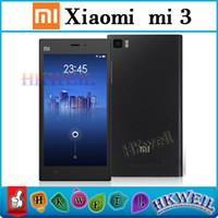 Newest Original Xiaomi Mi3 M3 Phone Qualcomm 800 CPU 2. 3GHz ...