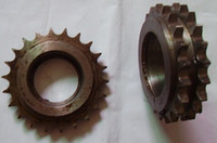 Wholesale Custom made teeth sprocket cardan shaft supply OEM only