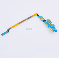 Wholesale Original Micro USB Charging Port Flex Cable Replacement For Samsung Galaxy S4 I337 Dock Connector Charger Flex Cable