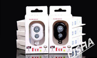 Wholesale Remote Camera Control Self timer Selfie Shutter for iPhone S C G S for Galaxy S5 S4 Note Smartphones and Tablet