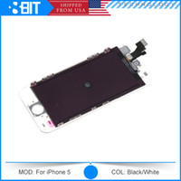 apple shipment - A Top Quality Tianma LCD Display Touch Screen Digitizer Full Assembly for iPhone G S C Tested Before Shipment Free DHL