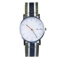 Cheap SS8058 New Arrivals Canvas Women Dress Watches,Japan Quartz movement watch,Free Drop shipping