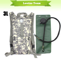 acu hydration backpack - OP Best selling ACU Camouflage L Hydration System Water Drink Bag Pouch Backpack Bladder Climbing Hiking