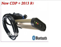 Cheap Newest 2013.1 R1 Version TCS CDP PRO with Bluetooth,DHL Free shipping ,2pcs lot
