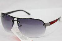 Venta caliente - la manera 2017 de las gafas de sol del diseñador que conduce los vidrios que montan el espejo del viento refresca el precio barato de los vidrios de sol
