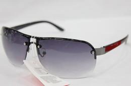 Gafas de diseño fresco en Línea-Venta caliente - la manera 2017 de las gafas de sol del diseñador que conduce los vidrios que montan el espejo del viento refresca el precio barato de los vidrios de sol