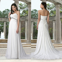 A-Line Reference Images Strapless 2014 new designer crystal grecian a-line style wedding dresses free shipping CXC1383