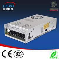 Wholesale CE ROHS approved V A W single output swith power supply