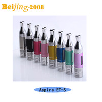 Original Aspire ETS BDC Glass Version Clearomizer 3ml Bottom...