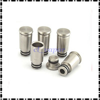 Cheap Metal Drip Tips E Cigarette mouthpiece stainless steel 510 drip tips For kayfun taifun tobh vaporizer Hot Selling