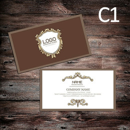 Wholesale OEM custom name card business card print service with high quality competitive price