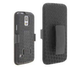 Wholesale For iphone Future Armor Impact Hybrid Hard Case Cover Belt Clip Holster Kickstand Combo for iphone Samsung S5 i9600