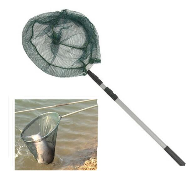 High quality fishing net molinete cast small mesh for Best fly fishing nets