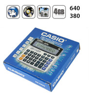 Wholesale Cheapest to US Spy Calculators Cameras Camera Video DVR M Typical Microphone Range Hidden DV Recorder Camera Multi function