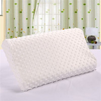 Memory pillow - S fashion Innovations Sleep Memory Foam Contour Pillow Cervical Neck Removable Cover x50