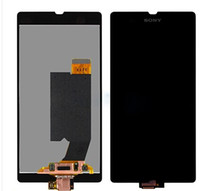 For Z L36H LCD screen display with digitizer touch panel gla...