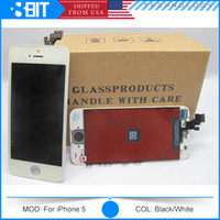 Cheap Wholesale LCD Display Best For iPhone 5 Screen