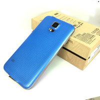 Wholesale S5 i9600 Quad Core MTK6582 Android Inch USB GHZ RAM GB ROM GB Gesture SM G900 MP Single Sim G GPS Cell Phone