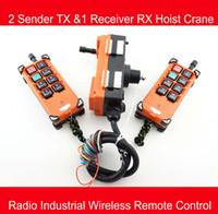 Cheap Receiver Best Hoist Crane Radio