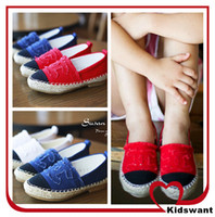 Wholesale NEW Autumn Kids Casual Canvas Shoes Children Fashion Designer Shoes Girls Boys Shoes Children s Leisure Shoes White Blue Red KW SH011
