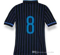 Thailand Quality 14 15 Youth Inter Milan #8 PALACIO Blue Bla...