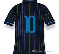 Thailand Quality 14 15 Inter Milan Kovacic 10# Jerseys Top, 1...