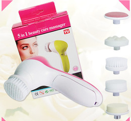 Wholesale Electric deep cleansing instrument Wash a face beauty instrument To black pores clean facial ministry skin
