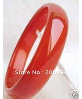 agate bangle - Exquisite Jewelry Natural Red Jade Agate bangle bracelet pc