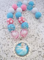 bubble gum necklace - Frozen Chunky Bubble Gum Necklace