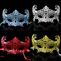 Wholesale Retail Women Men Adults Mask Prom Masks Glitter Masquerade Venetian Costume Mask Decorated Party Performing Entertainment Mask
