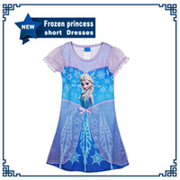 Frozen Elsa Dress Anna Elsa Frozen Dress For Girls dress up ...