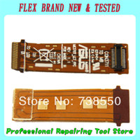 Cheap Wholesale-OP-LCD Flex Cable Ribbon Connector For Google Nexus 7 ASUS ME370T LCD Flex Replacement Part Top Quality Free Shipping