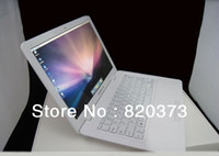 Wholesale DHL inch L70 laptop with Intel ATOM D2500 Ghz dual core GB GB notebook WIFI RJ45 netbook