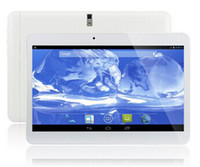 Wholesale 10 inch MTK6572 Dual Core Lenovo1 Ghz Android WCDMA G Phone Call tablet pc GPS bluetooth Wifi Dual Camera with SIM Card