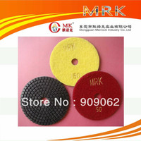 Wholesale quot MRK Wet dry grinding pad disc for marble granite and concrete pieces