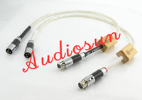 audio balanced cable - Pair Nordost Odin XLR balanced Audio Interconnect Cables meter
