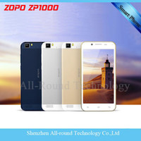 "Cheap Wholesale - Original 5"" ZOPO ZP1000 MTK6592 octa core mobile Phone android 4.2 capacitive 1280*720 dual sim 5MP Front 14MP Back smart phone-"