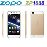 Cheap Wholesale - New Arrival ZOPO ZP1000 smartphone mobile phone MTK6592 Octa Core Mobile phone Android 4.2 5inch IPS 14M Camera--free shipping--