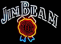 beam office - New Jim Beam Distillery Formula Since Handcrafted Neon Light Sign