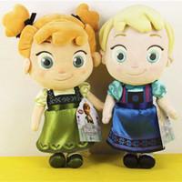 """12"""" frozen dolls elsa anna toy doll action figures plus..."""