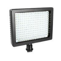 Wholesale HD LED Video Studio Light Lamp W LM K K Dimmable Lighting for Canon Nikon Pentax DSLR Camera D847